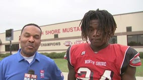 North Shore RB Zach Evans helps team beat Pearland Dawson, will face Atascocita