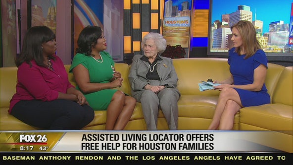Free help for families who are trying to find an assisted living facility for a loved one