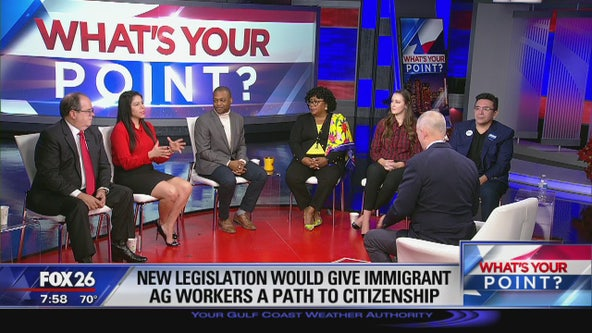 WYP Panel Discusses a Major Blow to the Border Wall Plan and New Legislation to Give Immigrant Workers a Path to Citizenship