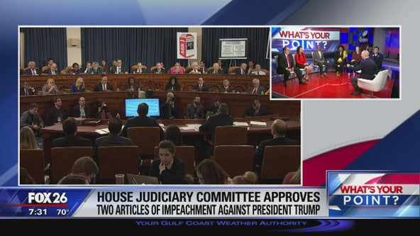 The WYP panel talks about impeachment, abuse of power and partisan acrimony