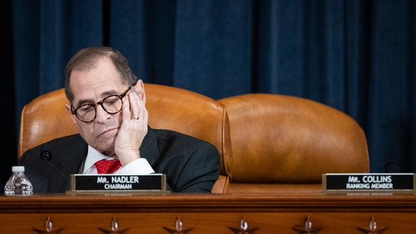 House Judiciary panel delays historic Trump impeachment vote