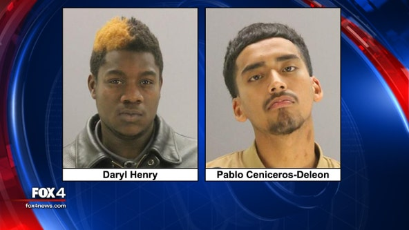 Dallas men plead guilty to hate crimes after using dating app to target gay men