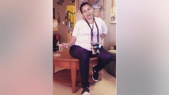 Have you seen her? 50-year-old woman missing since Thursday