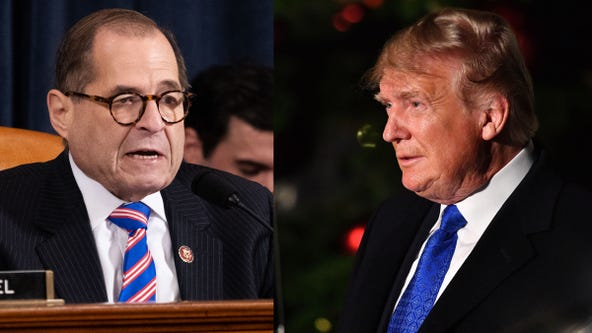 House Judiciary Committee to hear evidence Monday on Trump impeachment
