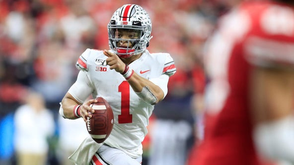 No. 2 Ohio State rallies for 3rd straight Big Ten title