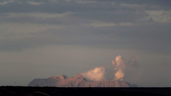 At least 5 dead, several missing after New Zealand volcano erupts