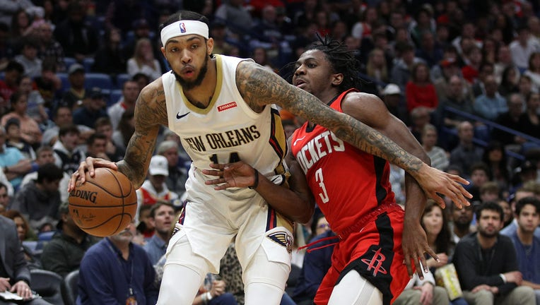 Houston Rockets Lose To New Orleans Pelicans 127 112 Fox