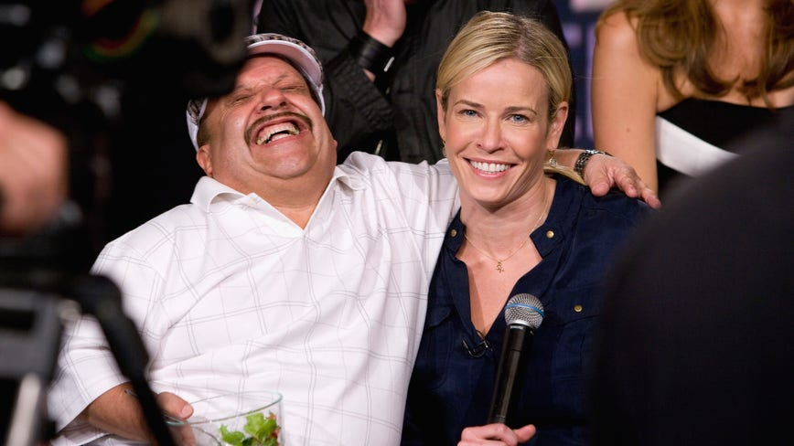 Chuy Bravo from 'Chelsea Lately' dies at 63