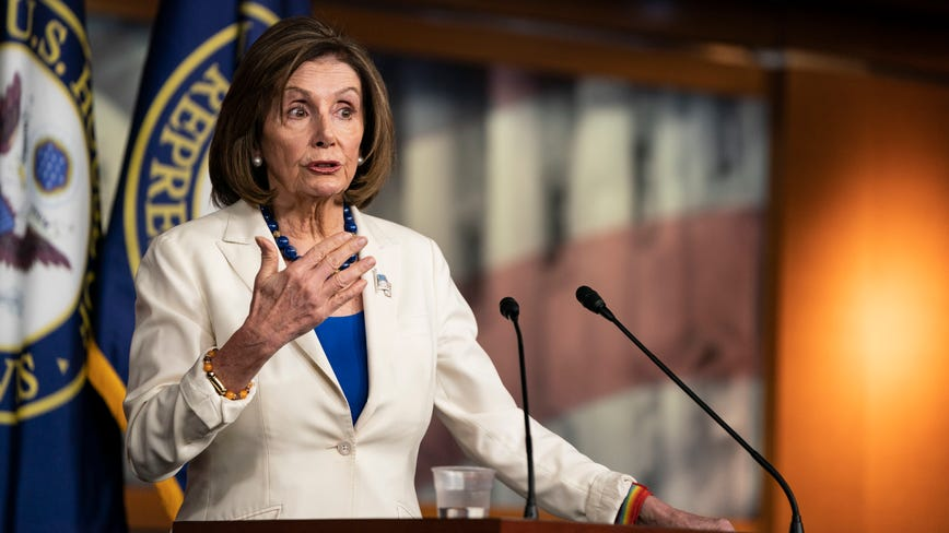Pelosi OKs drafting of impeachment articles against Trump