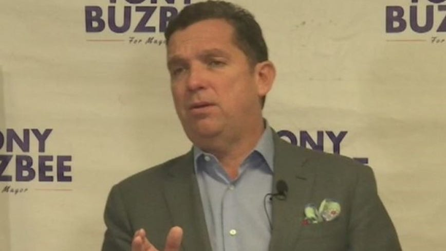 Mayoral Candidate Tony Buzbee says incumbent is dodging debate