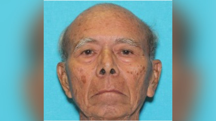 86-year-old man from Harris County found safe