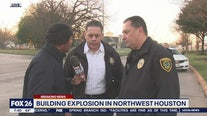 HPD chief, HFD chief discuss building explosion