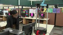Carl Wunsche HS engineering student shines in the classroom