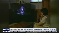What parennials need to know about their child's screen time