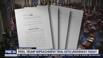 President Trump impeachment trial underway