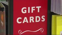Estimated $1 billion in gift cards goes unused every year