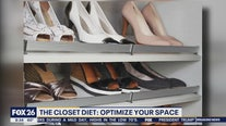 The closet diet: what can stay after the clutter has been cleared out