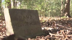 Group fighting to preserve cemetery started as burial ground for slaves