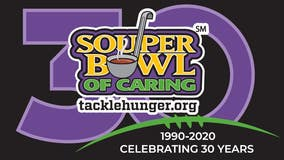 Souper Bowl of Caring begins food drive with a $2.5 million goal