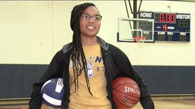 Two-sport star is Making the Grade at La Marque High School