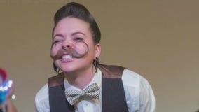 Whiskerinas: A subculture of women who enjoy wearing fake facial hair