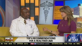 Top 6 recommendations for a healthier 2020