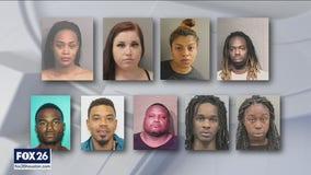 Reward offered for arrest of 9 sex trafficking fugitives