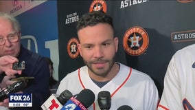 Astros players discuss sign-stealing scandal