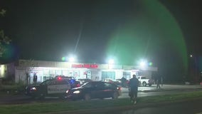 Woman found shot near abandoned building