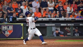 Houston Astros' Jose Altuve denies wearing electronic device to steal signs