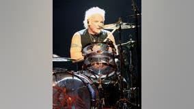 Aerosmith drummer sues to rejoin band for Grammys