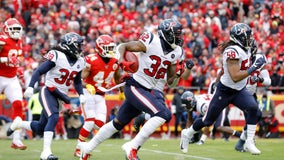 Texans fall to Chiefs in AFC Division Game, 31-51