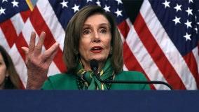Nancy Pelosi announces 7 impeachment managers for Senate trial of Trump