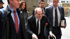 Harvey Weinstein appears in court for start of criminal trial in New York