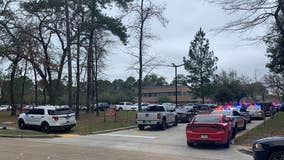 Lone Star College-Kingwood given all clear after no evidence of shooting; campus now closed for day