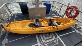 Coast Guard searching for owner of kayak found adrift near Galveston