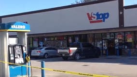 Clerk shoots would-be robber at gas station in northeast Houston: HPD