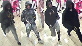 Suspects wanted in Memorial City Mall smash-and-grab that panicked shoppers