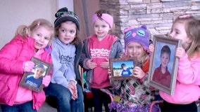 California preschoolers raise $10,000 for classmate with brain cancer