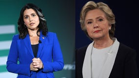 Tulsi Gabbard suing Hillary Clinton for $50M in damages, alleging defamation