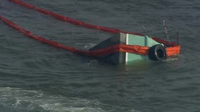 Coast Guard suspends search for two missing fishermen in Galveston