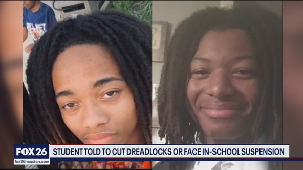 Controversy around a student in Barbers Hill ISD  who was told to cut his hair- What's Your Point?