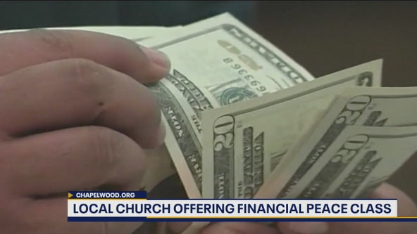 Local church offering Financial Peace University class