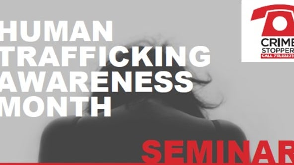 Crime Stoppers of Houston increasing awareness about Human Trafficking