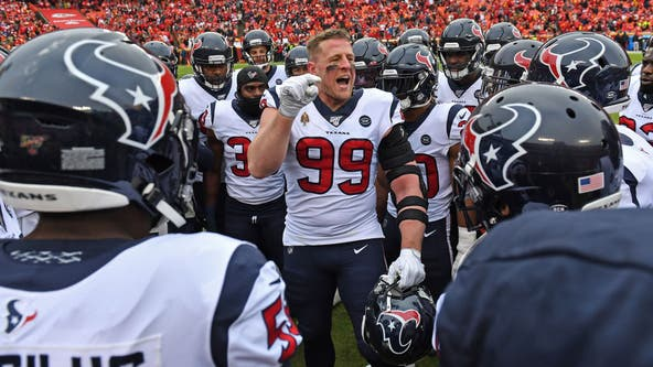 Houston Texans' J.J. Watt to host Saturday Night Live in February