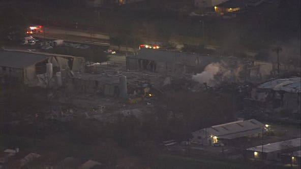 Two Cy-Fair ISD schools are closed due to massive building explosion