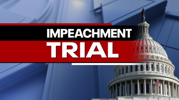 Senate Majority Leader Mitch McConnell abruptly eases impeachment limits after senators objected