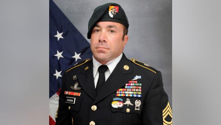 Master Sgt. Nathan Goodman