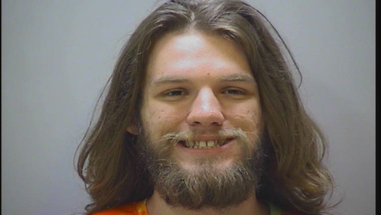Boston is accused of smoking pot in a court appearance. (Wilson County Sheriff's Department)
