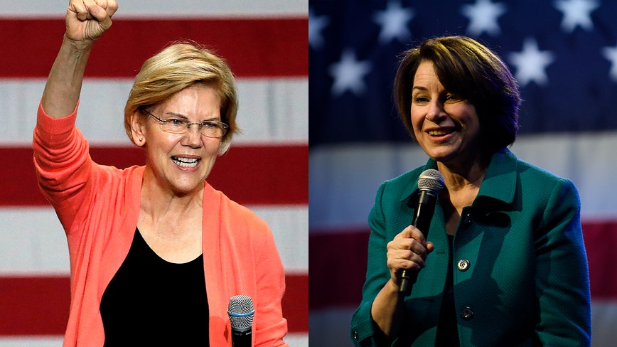 New York Times endorses two candidates: Amy Klobuchar and Elizabeth Warren